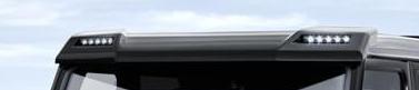 Bi - LED Scheinwerfer W463