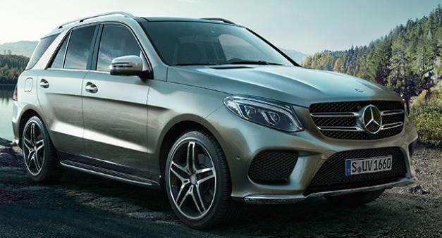 Mercedes Gle  Sport